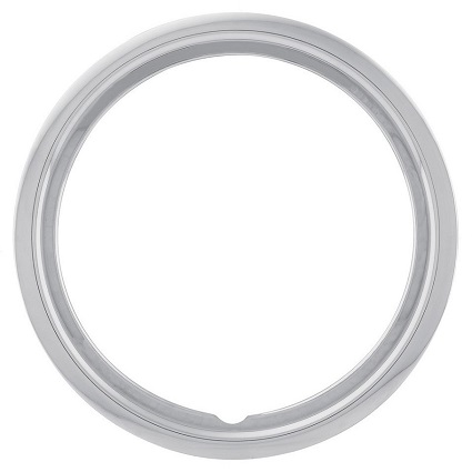 "Trim Ring - 2.5"" Rounded"